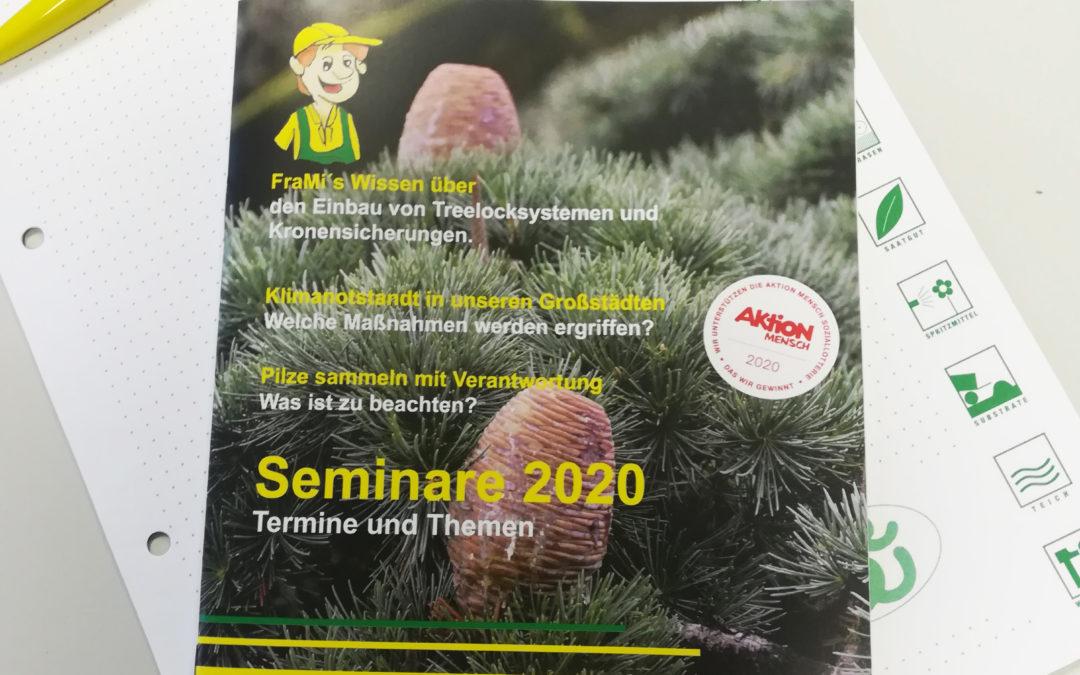 Seminareinladungen 2020
